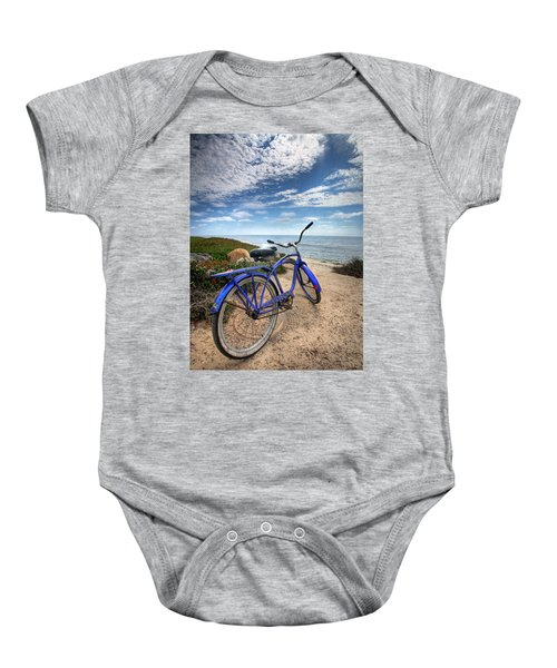 Fat Tire Baby Onesie