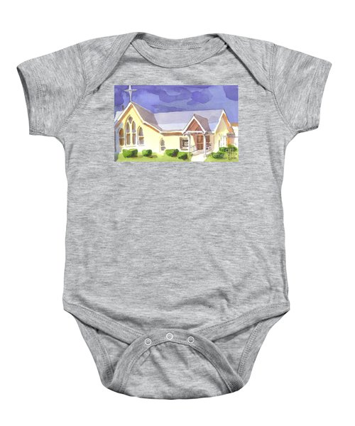 First Presbyterian Church II Ironton Missouri Baby Onesie