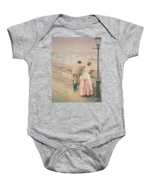 Fisherman St. Ives Baby Onesie