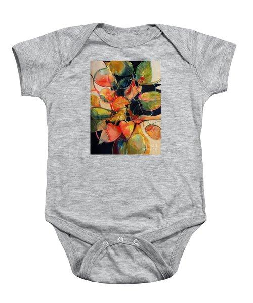 Flower Vase No. 5 Baby Onesie