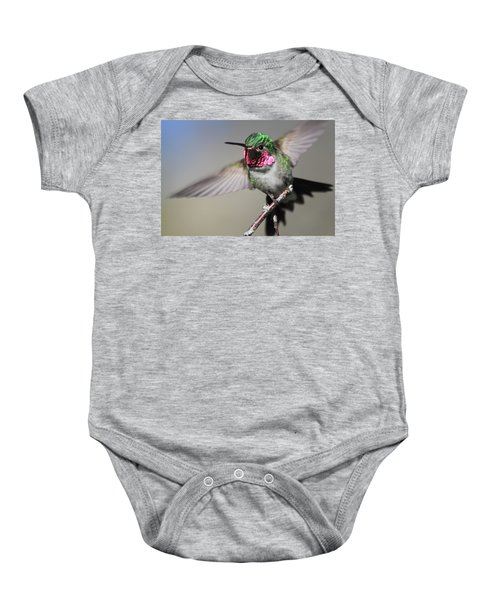 Fluttering Baby Onesie