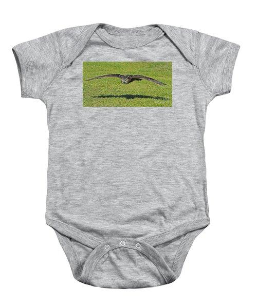 Flying Tiger... Baby Onesie