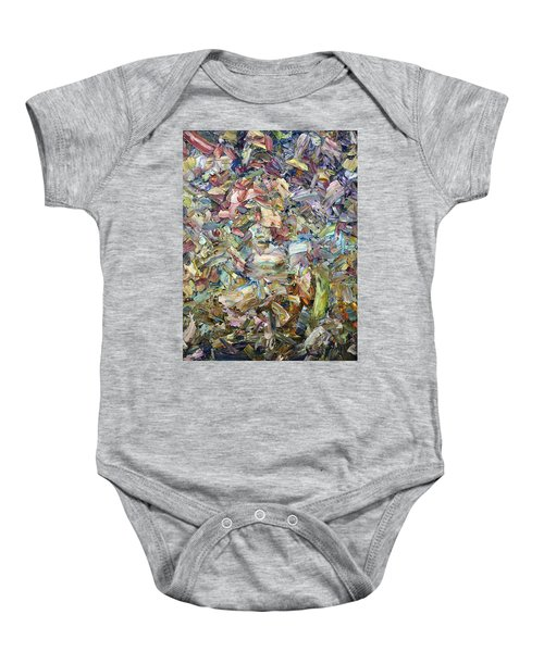 Roadside Fragmentation Baby Onesie