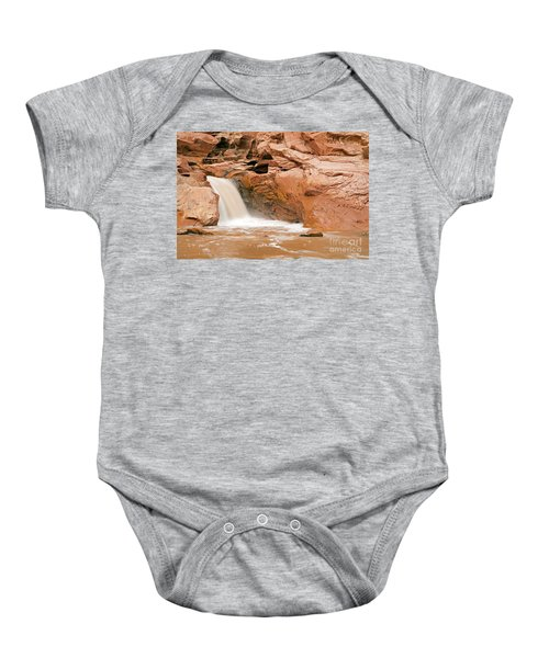 Fremont River Falls Capitol Reef National Park Baby Onesie