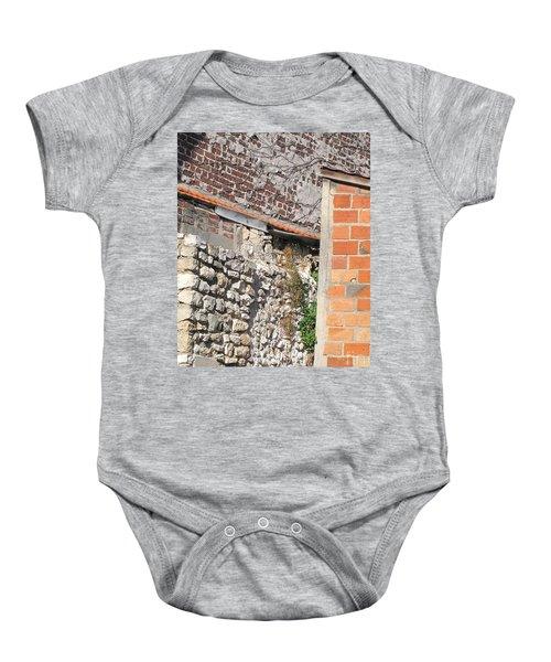 French Farm Wall Baby Onesie
