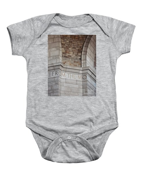 From The Moral... Baby Onesie
