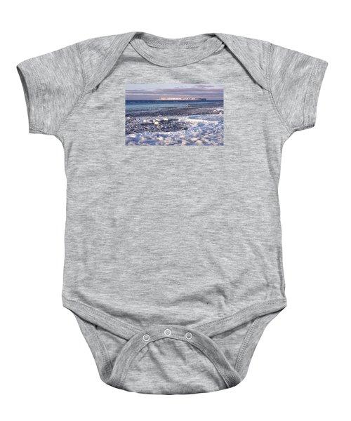 Frozen Shore Baby Onesie