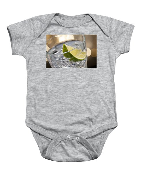 Gin Tonic Cocktail Baby Onesie