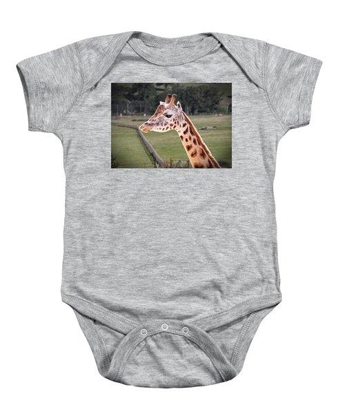 Giraffe 02 Baby Onesie