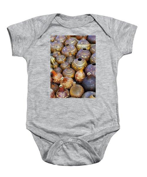 Gourds In Kenya Baby Onesie