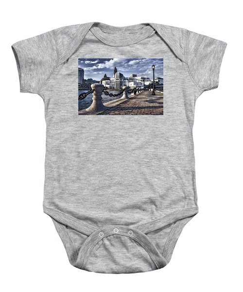 Great Lakes Science Center - Cleveland Ohio - 1 Baby Onesie
