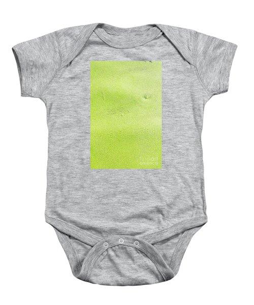 Green Baby Onesie