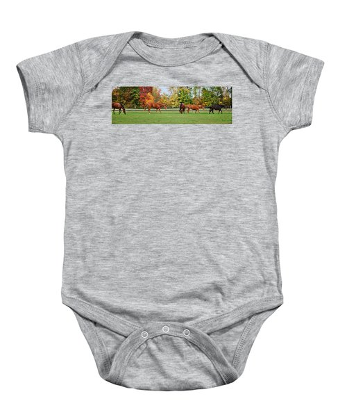 Group Activity Baby Onesie