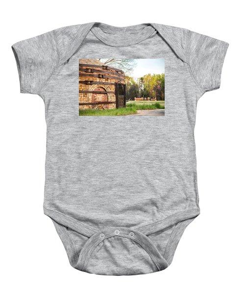 Guignard Brick Works-1 Baby Onesie