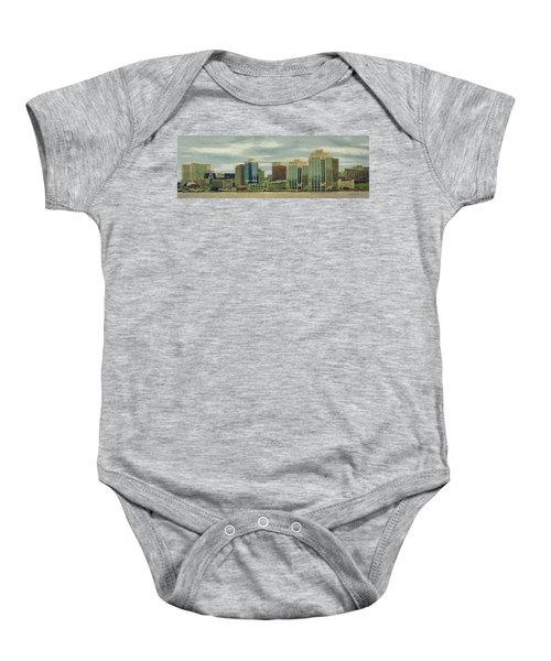 Halifax From The Harbour Baby Onesie