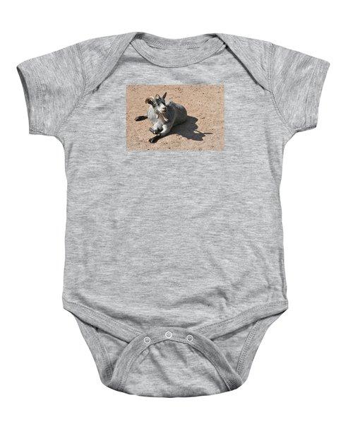 Happy Goat Baby Onesie
