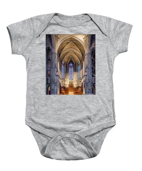 Heinz Chapel - Pittsburgh Pennsylvania Baby Onesie