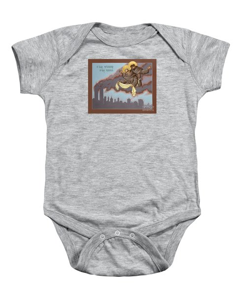 Holy Passion Bearer Mychal Judge 132 Baby Onesie