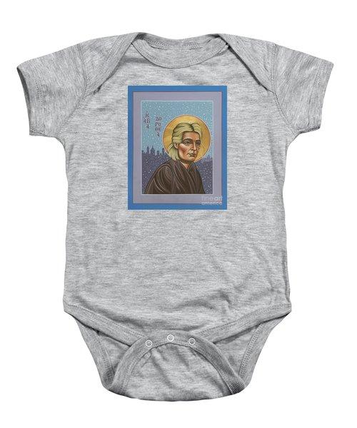 Holy Prophet Dorothy Day 154 Baby Onesie