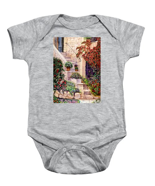 House In Oyster Bay Baby Onesie