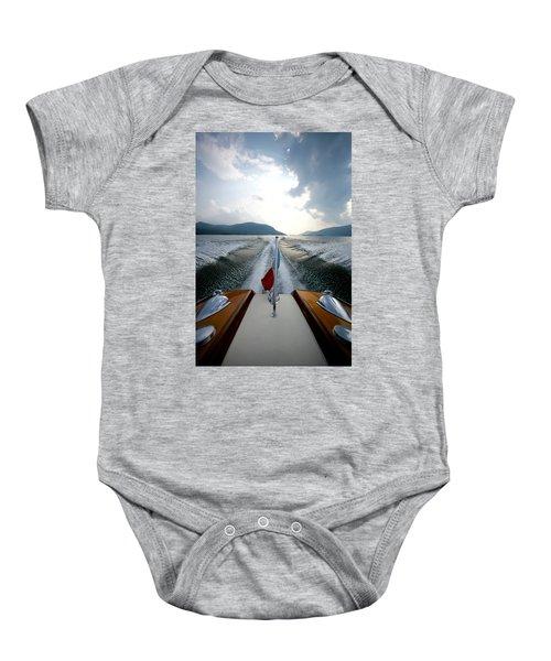 Hudson River Riva Baby Onesie