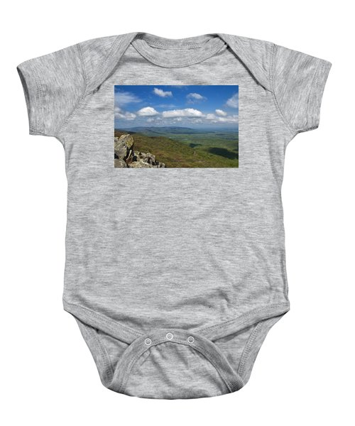 Humpback Rocks View South Baby Onesie