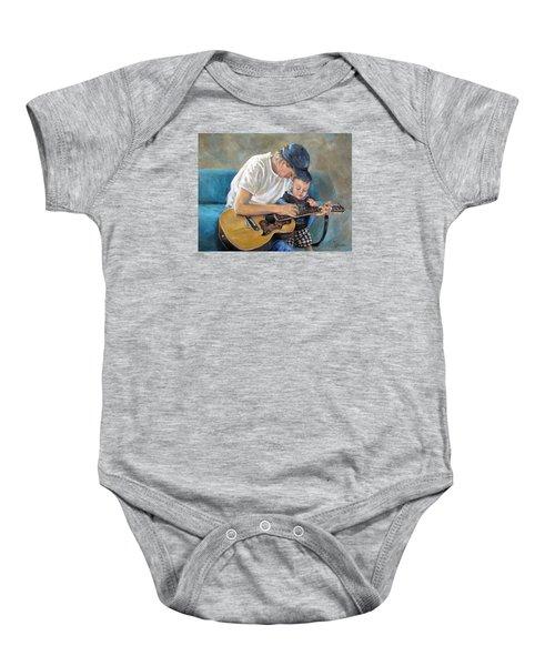 In Memory Of Baby Jordan Baby Onesie