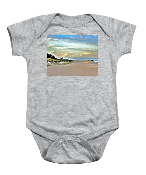 Indian River Inlet - Delaware State Parks Baby Onesie