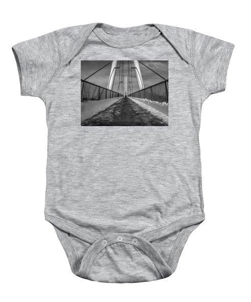 Ipfw Bridge Baby Onesie