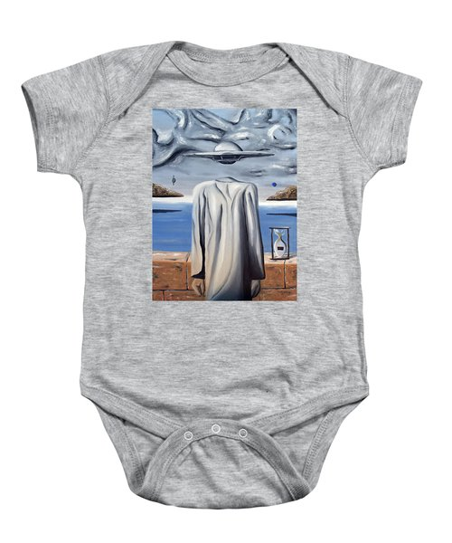 Its All In Your Head Baby Onesie