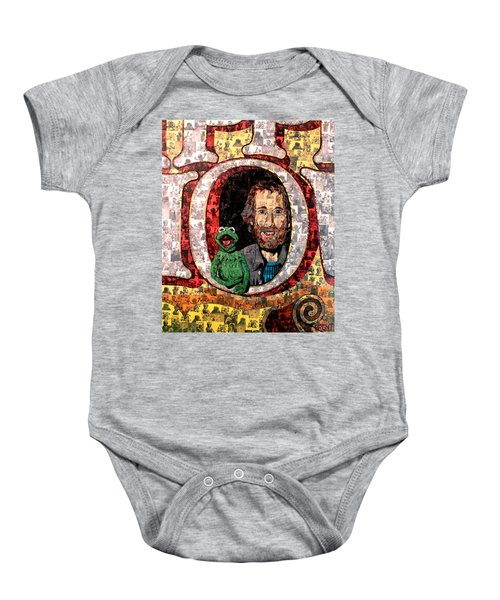 Jim Henson Baby Onesie