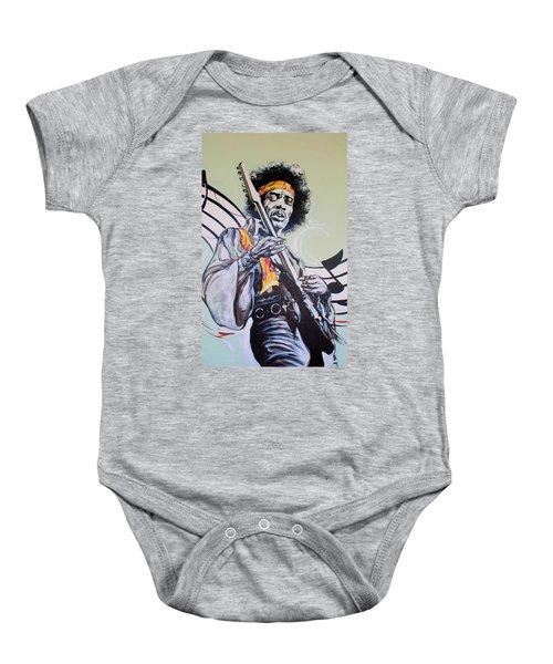 Jimi Baby Onesie