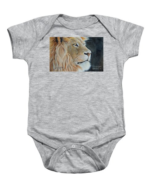 King Of The Forest.  Sold Baby Onesie