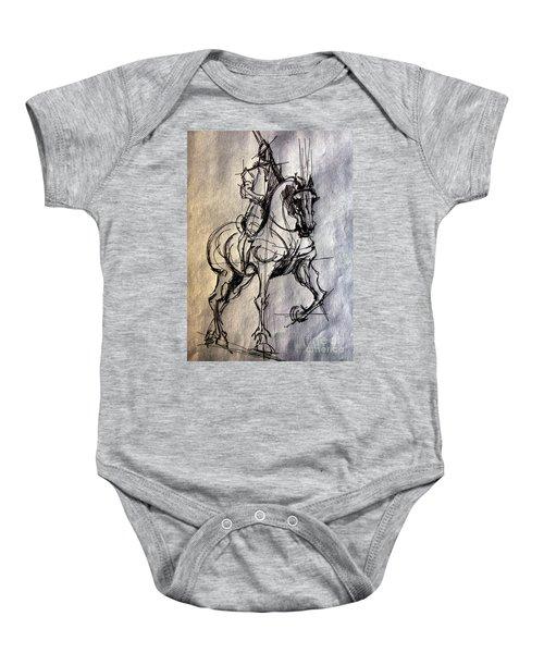 Knight Baby Onesie