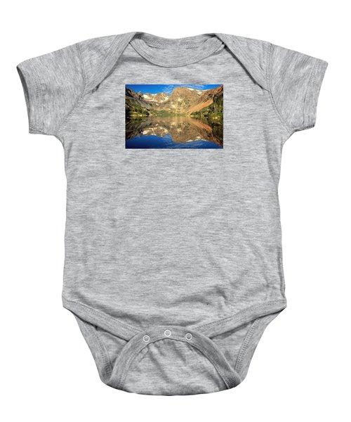 Lake Isabelle Baby Onesie