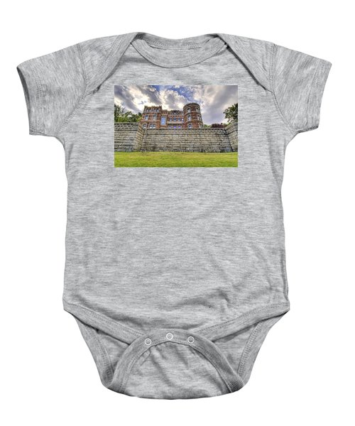 Lambert Castle Baby Onesie