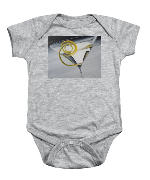 Lemontini Baby Onesie