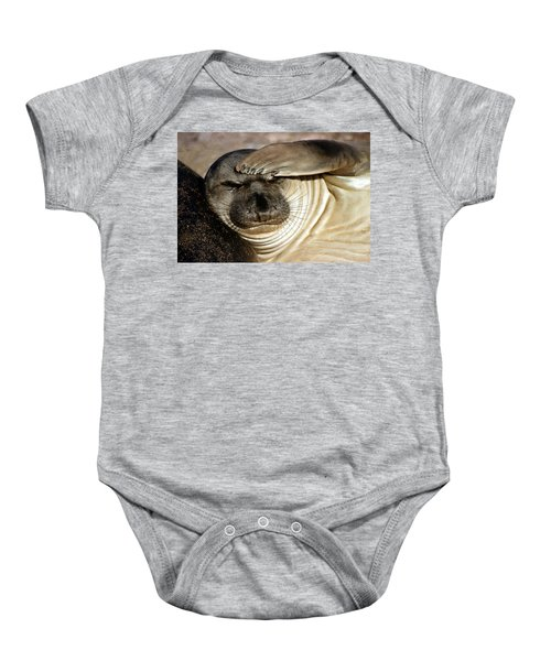 Let Me Think... Baby Onesie