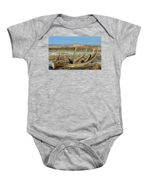 Life Above The Buttes Baby Onesie