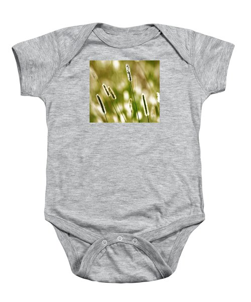 Light Play Baby Onesie