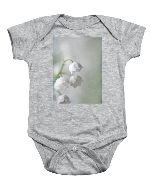 Lilies Of The Valley Baby Onesie