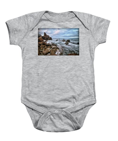 Little Corona Del Mar Baby Onesie