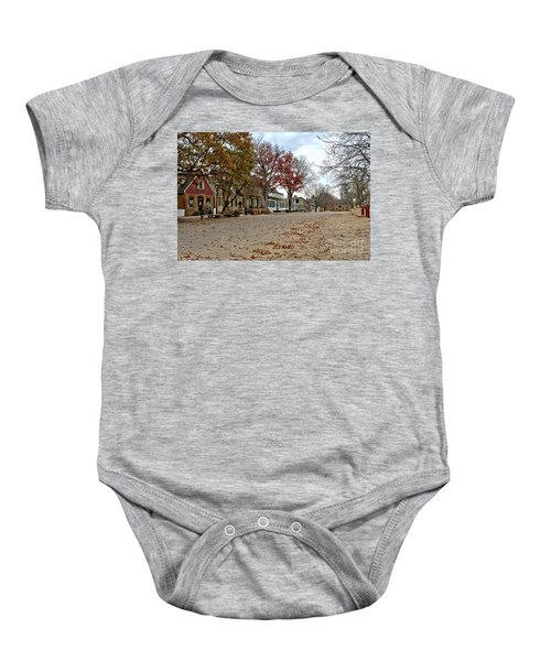 Lonely Colonial Williamsburg Baby Onesie