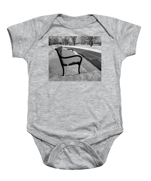 Longing For Spring Baby Onesie