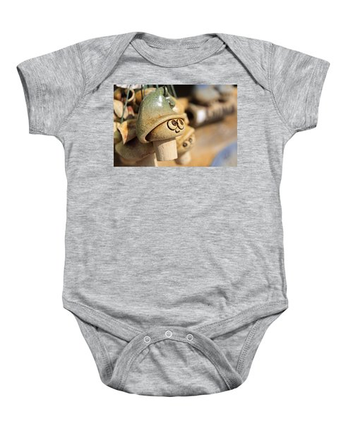 Lovely Eyes Baby Onesie