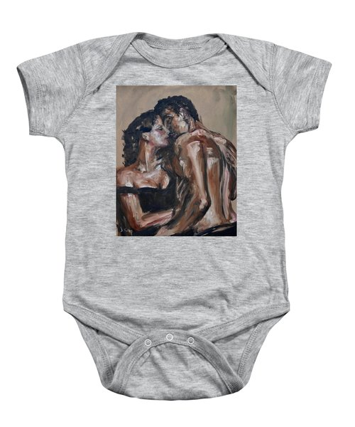 Lovers Baby Onesie
