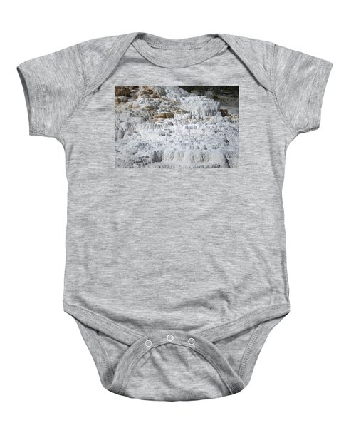 Mammoth Hotsprings 3 Baby Onesie