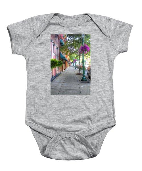 Marietta Sidewalk Baby Onesie