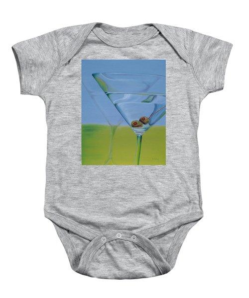 Martini Time Baby Onesie