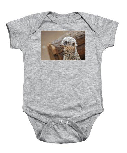 Meerkat Baby Onesie